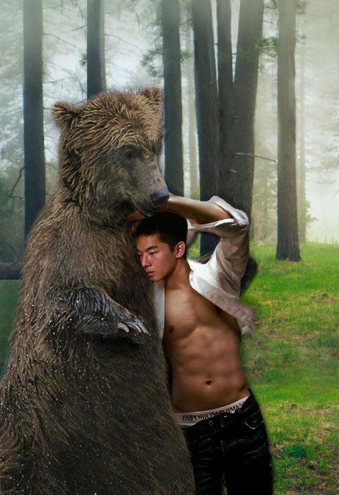 Is kevjumba a heterosexual bear wrestler foto 201