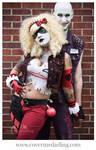 Punk Gotham 3 by BubbleGumThug