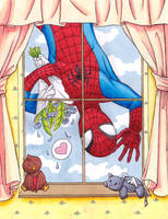 Peter Parker loves YOU by FlidgetJerome