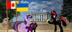 Welcome to Odessa...(Family) SoTDR by balabinobim