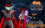 Happy Halloween 2018 by balabinobim