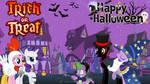 Happy Halloween!!!! 2018 V2 by balabinobim