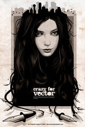 CRAZY FOR VECTOR II by AtixVector