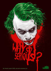 THE JOKER by AtixVector