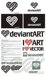 MY deviantART LOGOTYPE by AtixVector