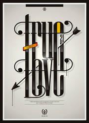 TRUE LOVE by AtixVector
