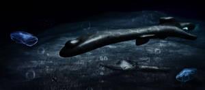SciFi Submarine by ChristianBT