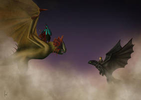 How to fly a dragon 2 by ChristianBT