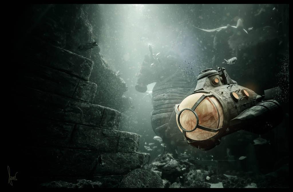 Atlantis by ChristianBT