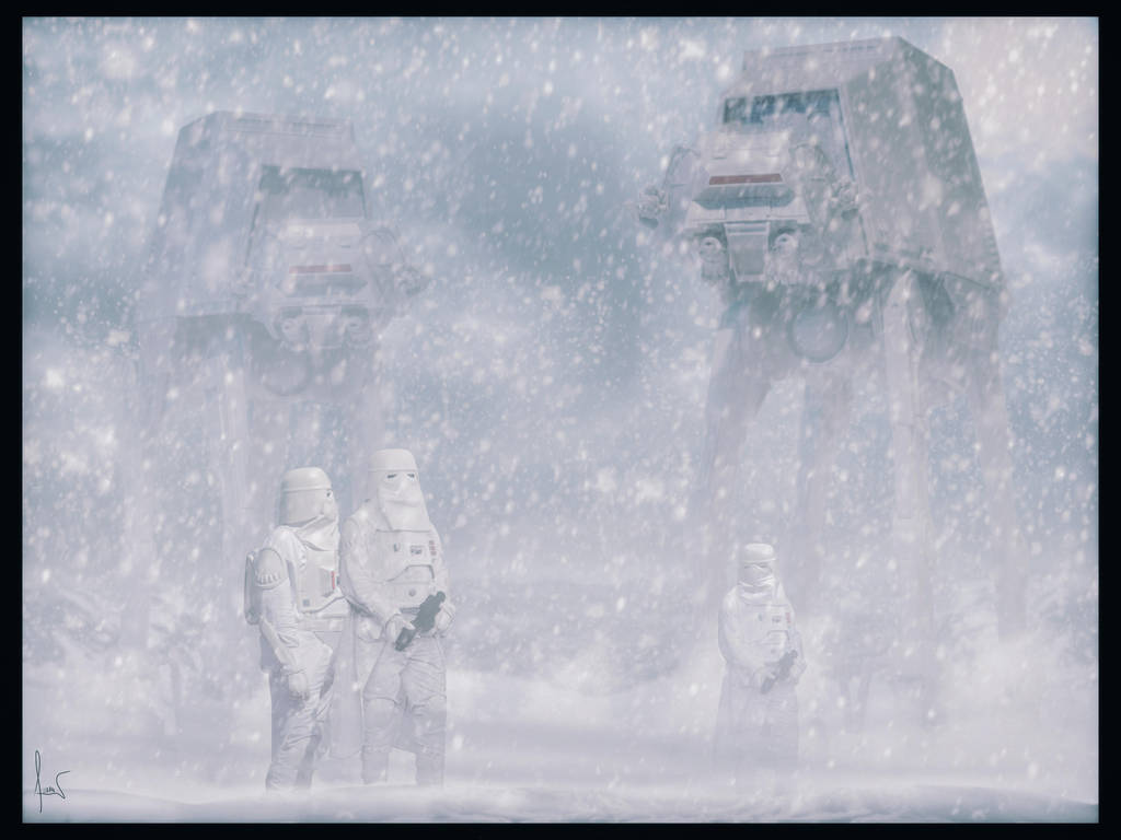 Hoth by ChristianBT