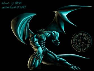 American Dragon:Jake Long 3 by xvrox