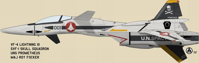 VF-4 DYRL Roy by talos56