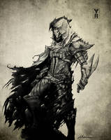 Destiny Hunter by BrianMoncus