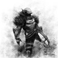 Destiny - Lord Shaxx by BrianMoncus