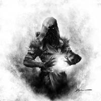 Destiny - Xur Agent of the Nine by BrianMoncus