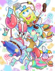 krusty krab!! by modanspank