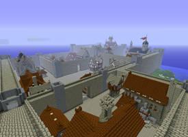 Grand Castle WIP by Ragni-Hefthyn
