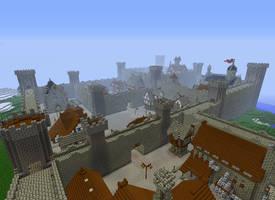 Grand Castle WIP2 by Ragni-Hefthyn