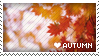 Autumn Stamp by PhysicalMagic