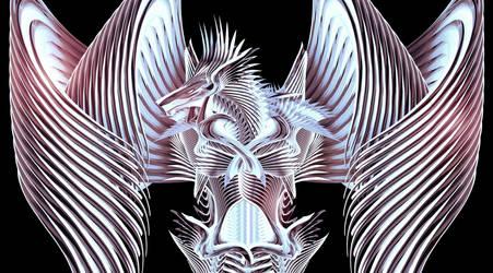 Divine Platinum Queen by ChickenChasser