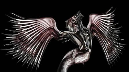 Dark Platinum Queen by ChickenChasser