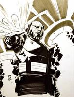 Darkseid by gattung