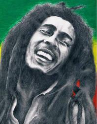 Bob Marley by SarahPancakes75