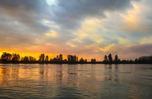 Soft melody of Dawn by dashakern