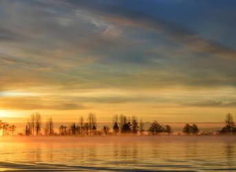 Sunrise Sonnet by dashakern
