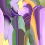 Violets by dashakern