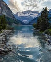 Louise Lake, Alberta by dashakern