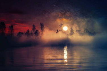 A silent night by dashakern