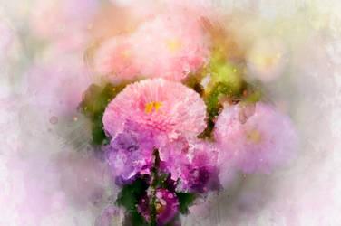 Pink Summer by dashakern