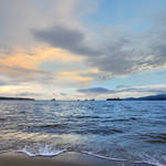 English Bay by dashakern