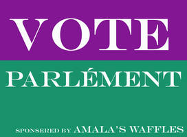 VOTE PARLE'MENT by simplyfrank