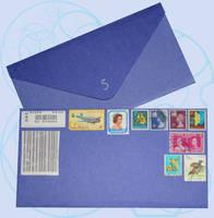 Birthday Envelope by CrimsonReach