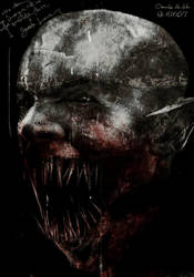 Vampire Macabre III by osvaldoVSARTS