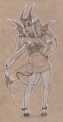 Drawinggs by iv0rine