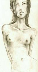 nipple-piercing by iv0rine