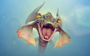 Dragon Kid by macryc