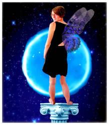 Celestial Star Child by ErosMyth