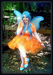 The Fairy Princess by ErosMyth