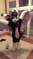 bat fursuit by Allicat1400