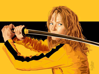 Kill Bill by samesjc