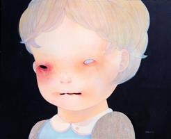 One's eyes by hikarishimoda