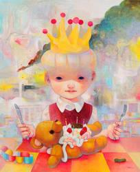 Birthday party, Playback Rite by hikarishimoda