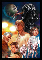 Star Wars - updated by CValenzuela