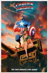 Captain America - The Movie by CValenzuela