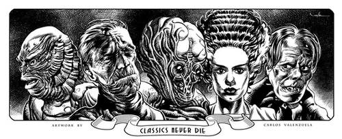 Classics Never Die by CValenzuela