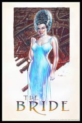 The Bride by CValenzuela